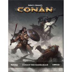 Conan Rpg: Conan The Barbarian