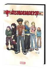 Runaways By Brian K Vaughan & Adrian Alphona Omnibus Hardcover