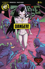 Zombie Tramp Ongoing #44 (Mature Readers) (Cover B - Celor Risque)