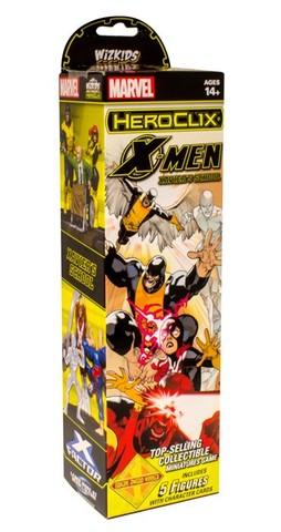 Marvel HeroClix: X-Men Xaviers School Booster Pack