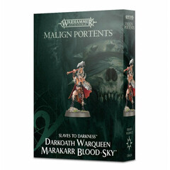 Darkoath Wargqueen Marakarr Blood-Sky