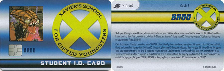 Broo - XID-007 - Common