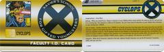 Cyclops - XID-018 - Rare