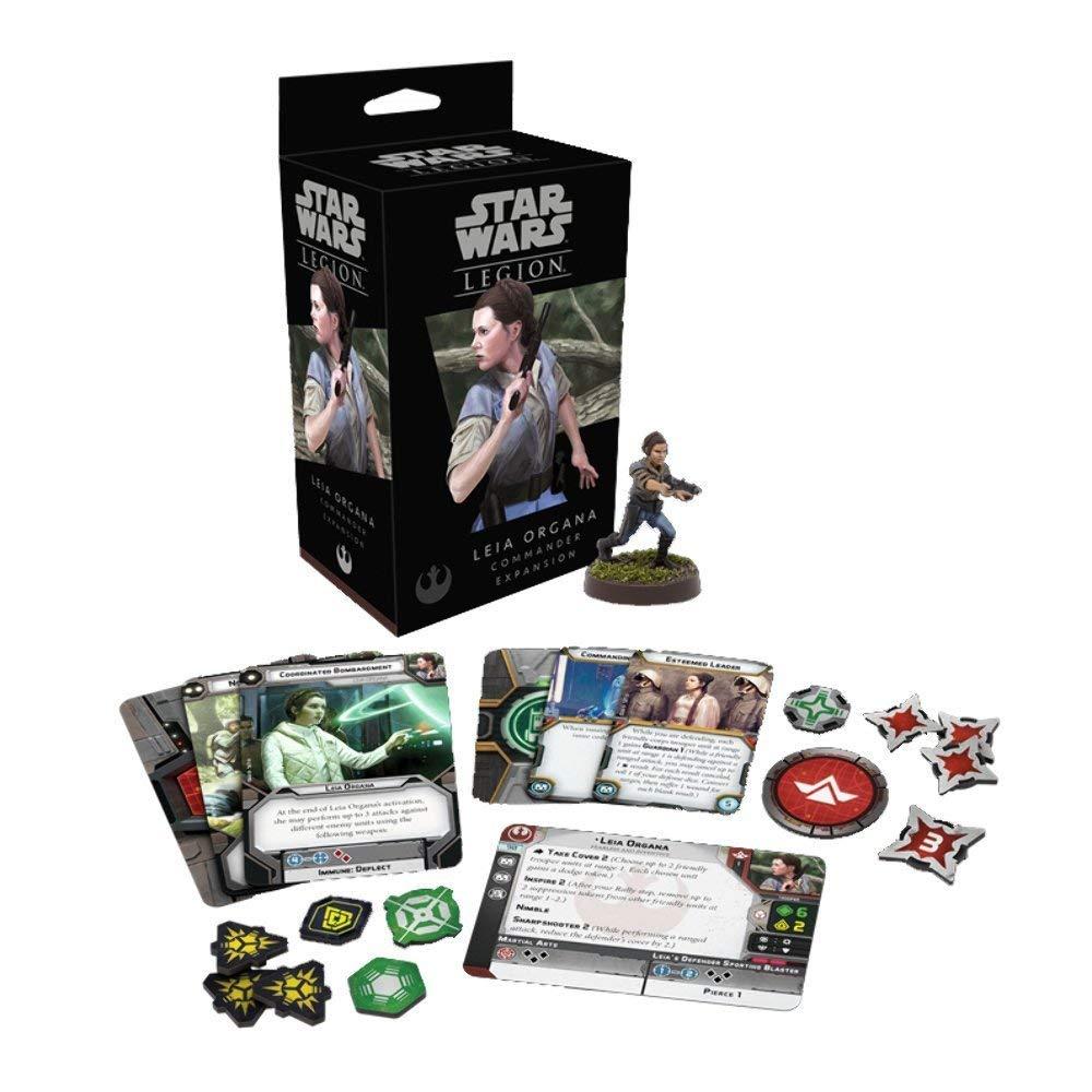 Star Wars: Legion - Princess Leia Organa Commander Expansion