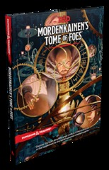 5th Edition: Mordenkainen's Tome of Foes