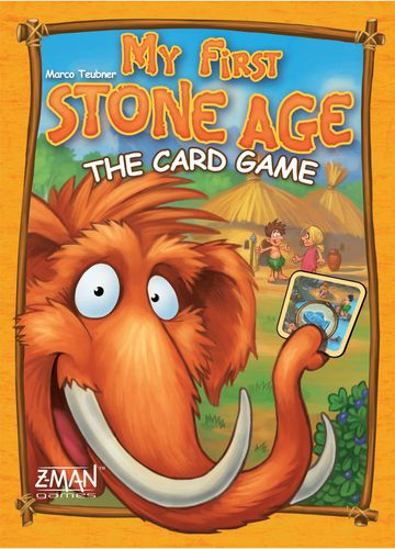 My First Stone Age - The Card Game