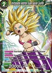 Unstoppable Ambition Super Saiyan Caulifla - BT3-078 - SR