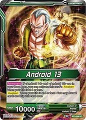 Android 13 // Thirst for Destruction, Android 13 - BT3-056 - UC
