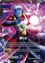 Mira // Dark Warrior Mira - BT3-107 - R