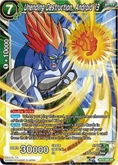 Unending Destruction, Android 13 - BT3-069 - SR