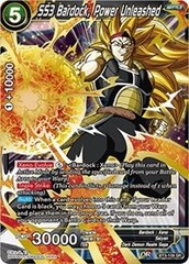 SS3 Bardock, Power Unleashed - BT3-109 - SR