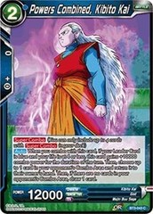 Powers Combined, Kibito Kai (Foil) - BT3-043 - C