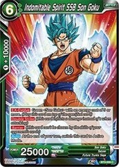 Indomitable Spirit SSB Son Goku (Foil) - BT3-059 - C