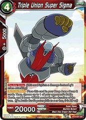 Triple Union Super Sigma (Foil) - BT3-021 - UC