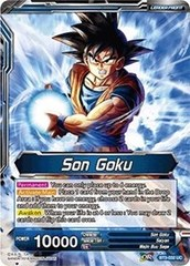 Son Goku // Heightened Evolution Super Saiyan 3 Son Goku (Foil) - BT3-032 - UC
