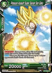 Pressure Assault Super Saiyan Son Goku (Foil) - BT3-058 - UC