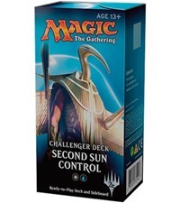 Challenger Decks 2018 - Second Sun Control