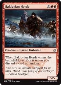 Balduvian Horde - Foil