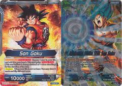 Son Goku // Awakened Strike SSB Son Goku - P-026 - PR