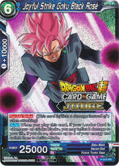 Joyful Strike Goku Black Rose (Judge Promo) - P-015 - PR