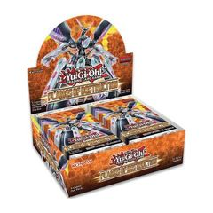 Flames of Destruction Booster Display (24) @ 2018