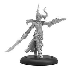 Warmachine: Cryx - Axiara Wraithblade