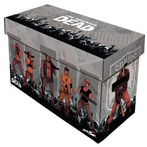 Bcw Comic Book Box: Short Art - The Walking Dead #1