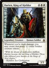 Darien, King of Kjeldor - Foil
