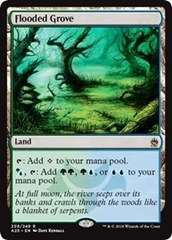 Flooded Grove - Foil on Channel Fireball
