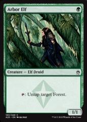 Arbor Elf on Channel Fireball