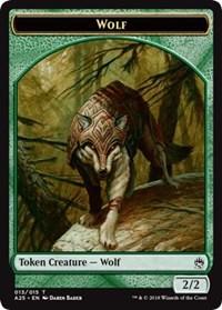 Wolf Token (013)