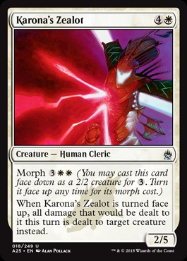 Karonas Zealot - Foil