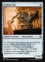 Primal Clay - Foil