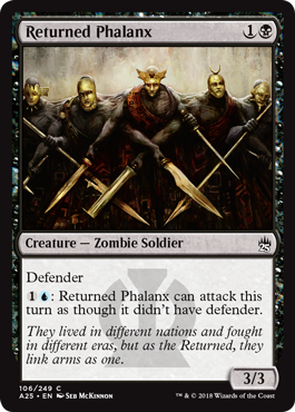 Returned Phalanx - Foil