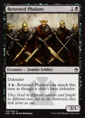 Returned Phalanx - Foil