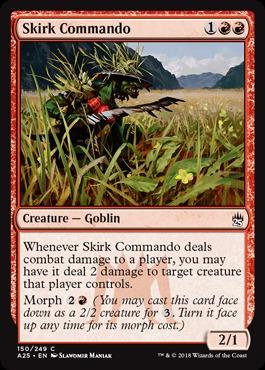 Skirk Commando - Foil