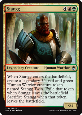 Stangg - Foil