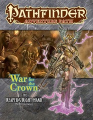 PF131 War Of The Crown 5: The Reaper's Right Hand