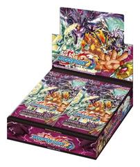 D Booster Set 3: Annihilate! Great Demonic Dragon!! Booster Box