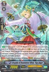 Regalia of Blessing Wind, Flap Angel - G-BT14/039EN - R