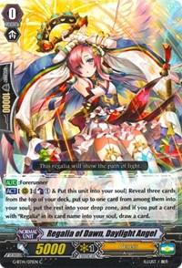 Regalia of Dawn, Daylight Angel - G-BT14/071EN - C