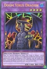 Doom Virus Dragon - LCKC-EN064 - Ultra Rare - 1st Edition