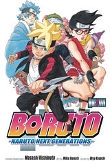 Boruto Gn Vol 03 Naruto Next Generations