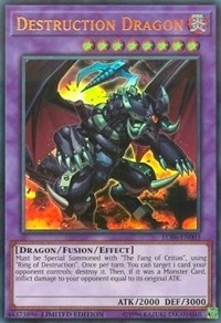 Destruction Dragon - LC06-EN003 - Ultra Rare - Limited Edition