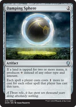 Damping Sphere - Foil