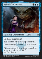 In Bolas's Clutches - Foil