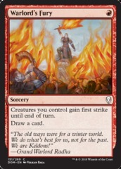 Warlord's Fury