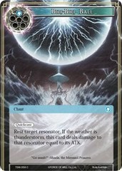 Biri-Biri Ball - TSW-058 - C on Channel Fireball