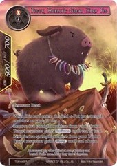Piggy, Hoelle's Great Hero Pig (Full Art) - TSW-049 - R