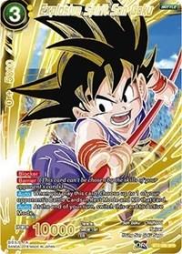 Explosive Spirit Son Goku (SPR) - BT3-088 - SPR - BT3-088 - SPR